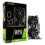 EVGA GeForce RTX 2060 KO Ultra Gaming, 06G-P4- 2068-KR, 6GB GDDR6, Dual Fans, Metal Backplate